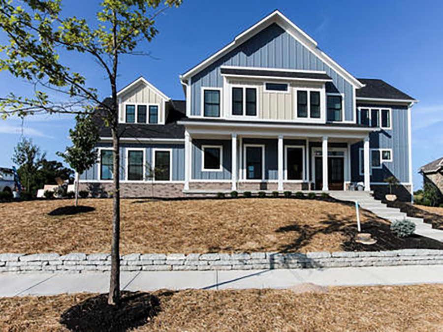 Custom Homes Zionsville and Indianapolis